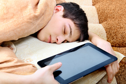 dormir con aparatos electricos